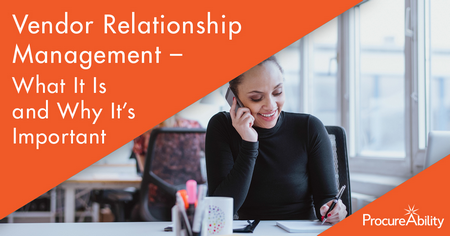 Vendor Relationship Management – What Is It and Why It's Important