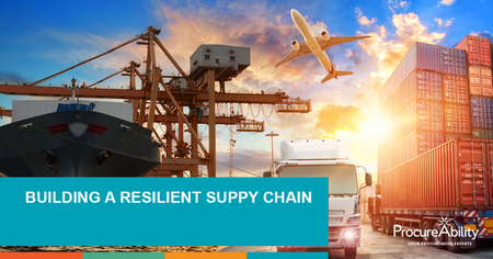 Building a Resilient Supply Chain